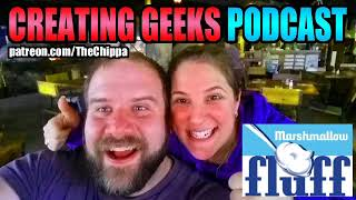 Creating Geeks Podcast - Episode #13 - Favorite Childhood Foods - 2/14/19