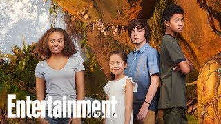 Avatar 2: First Look At Sequel's Next Generation Cast | News Flash | Entertainment Weekly