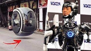 10 Inventos fantásticos que solo existen en Japón
