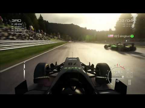 GRID AUTOSPORT ONLINE RACE @ A1 RING