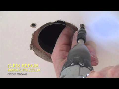 C-FIX Repair Kit Installation