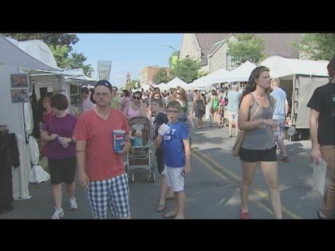 2014 Elmwood Avenue Festival of the Arts