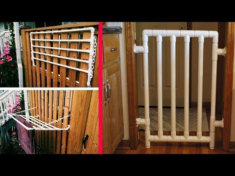 Awesome DIY Pvc Pipe Decorating Ideas