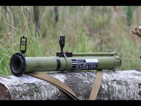 """страйкбольный гранатомет РПГ-26 """"Аглень"""" Russian Airsoft Bazooka RPG-26"""