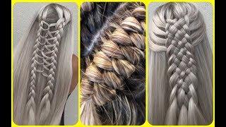 Как красиво заплести волосы 💥
