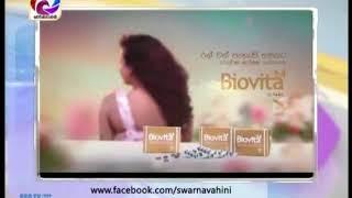 Biovita with Samudra Ranatunga & Sajana Wanigasuriya@swarnavahinia2019-02-15