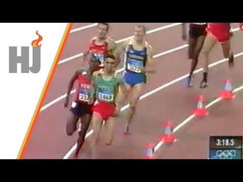 2004 Athènes - El Gerrouj enfin champion olympique !