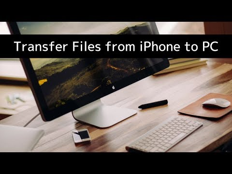 How to Transfer Files Between iPhone or iPad and Computer