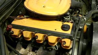 посторонний шум в работе двигателя