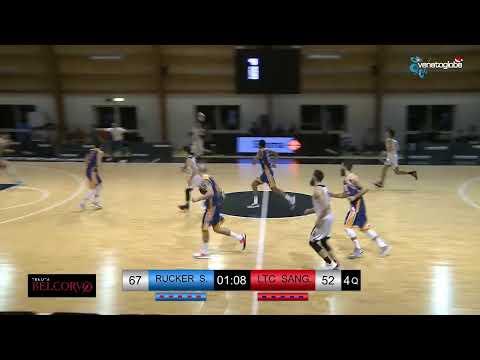 Live di StreamingSport - RUCKER SANVE vs LTC BASKET SANGIORGESE
