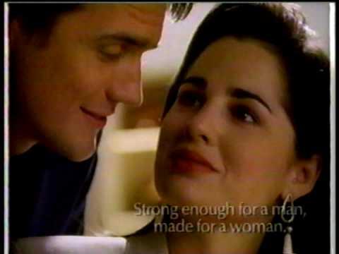 Secret Commercial w Paula Marshall