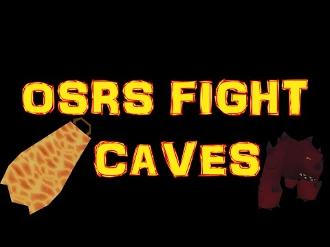 osrs fight caves guide (all waves)