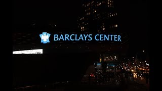 Barclays Center - Brooklyn Nets - 2017【4K】