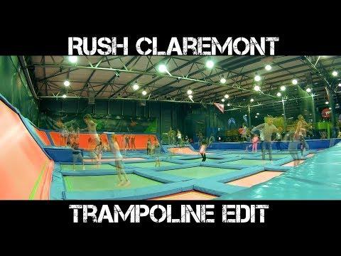 Rush Claremont - Trampoline park