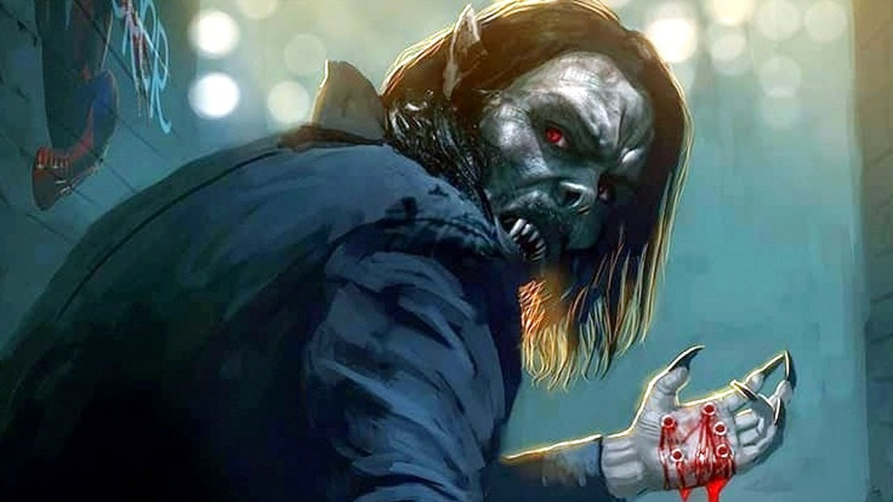 Who is Morbius, the Living Vampire? | Origin & Powers Explained ...