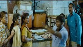 Mugamoodi -  Market Scene | Jiiva |  Narain |  Pooja Hegde