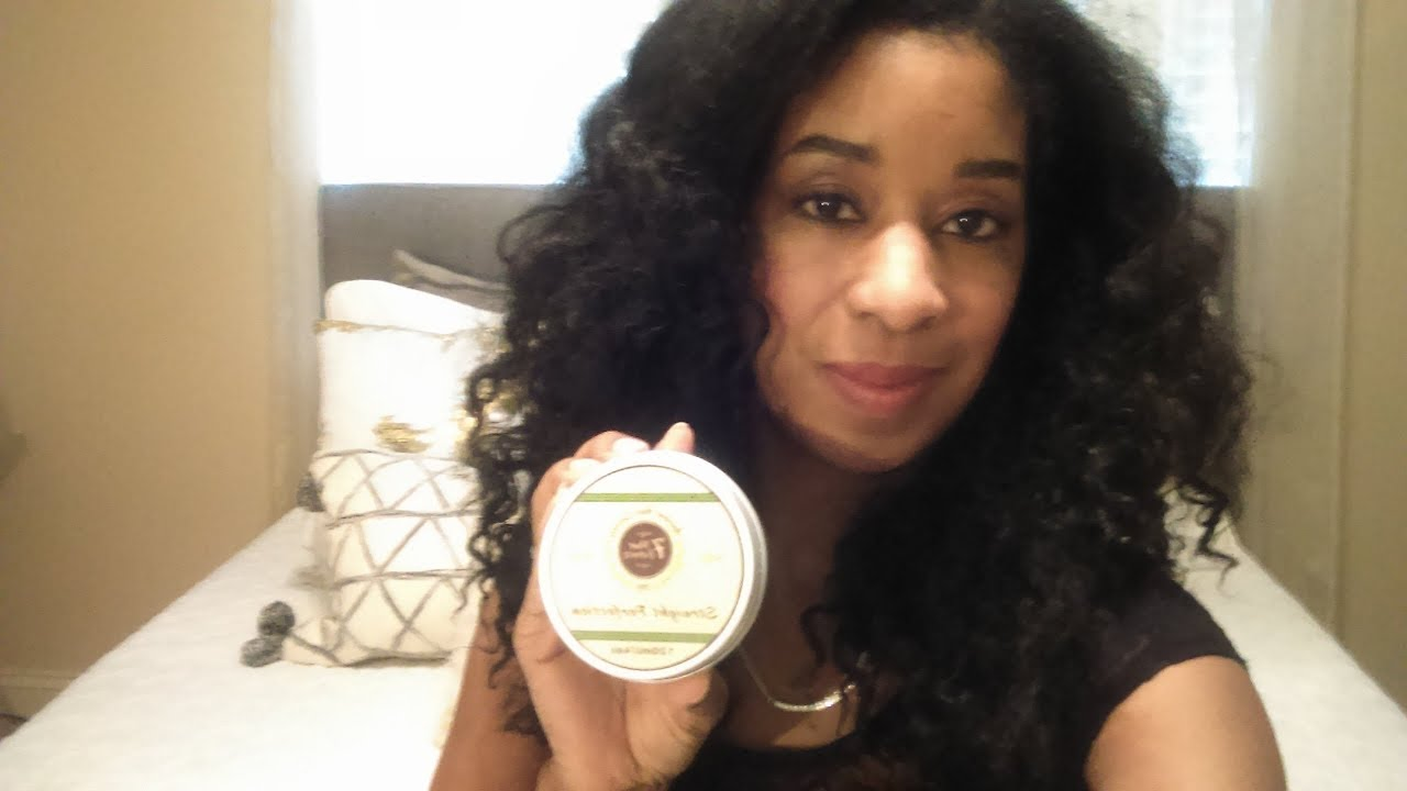Ancient Hair Secrets Natural Relaxer