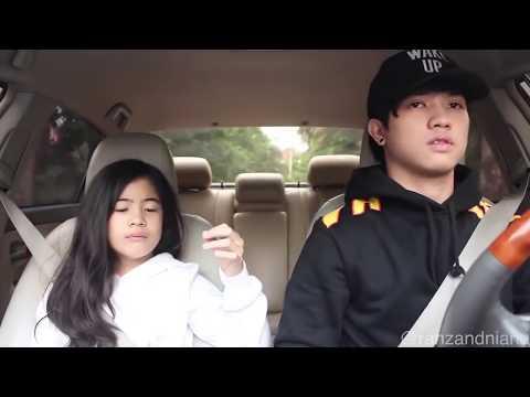 Anak Kecil Joget Despacito (Carpool Ranz&Niana)