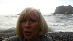 Newport Oregon and Yaquina Lighthouse