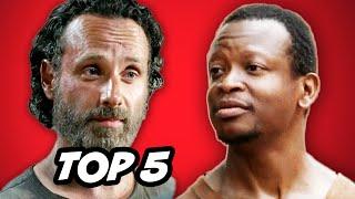 Video Walking Dead Season 5 Episode 2  TOP 5 WTF Moments download MP3, 3GP, MP4, WEBM, AVI, FLV Desember 2017