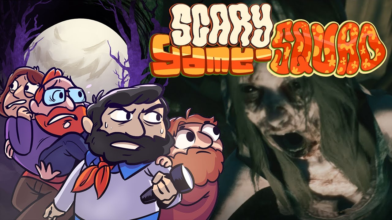 THE Abraham Lincoln?! | Scary Game Squad | The Beast Inside [Part 1 of 2]