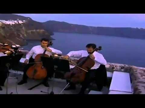 Manos Xatzidakis  Gioconda's Smile HD 1080p Santorini  Orchestra of Colours