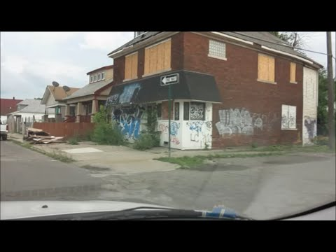 SOUTHWEST DETROIT GANG TERRITORY