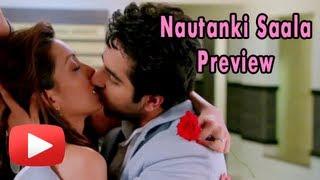 Nautanki saala - bollywood film preview- ayushmann khurrana, kunaal roy kapur