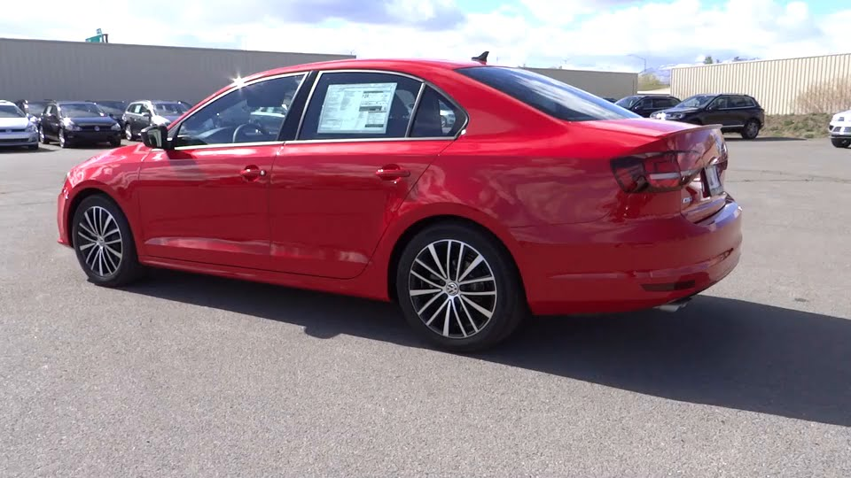 2016 VOLKSWAGEN JETTA SEDAN Reno, Carson City, Northern ...