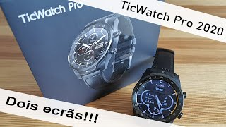 TicWatch Pro 2020 - Análise Review