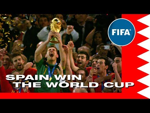How Tiki-Taka Took Spain To The Top Of The World (EXCLUSIVE)