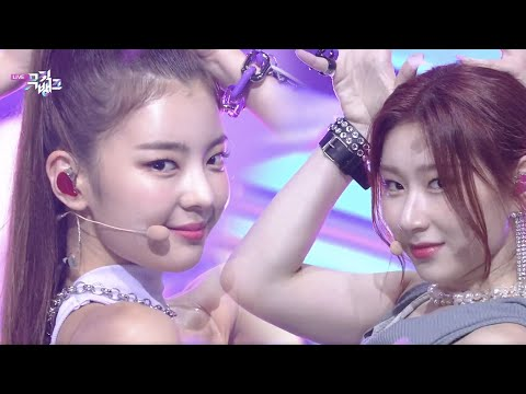ITZY – Not Shy [Music Bank K-Chart Ep 1043]