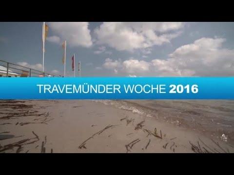 Segel-TV von der Travemünder Woche und Public Viewing am Strand