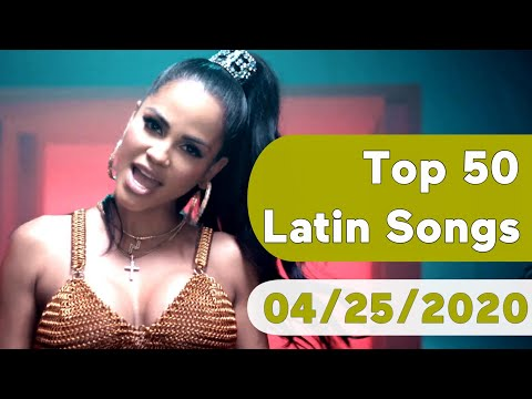 Billboard Top 10 Hot Latin Songs (USA) | January 25, 2020 | ChartExpress from YouTube · Duration:  2 minutes 6 seconds