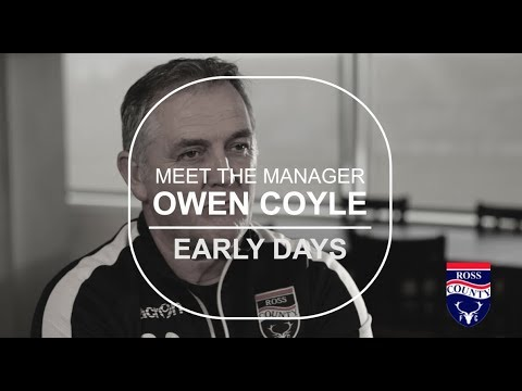 Part 1 Owen Coyle - Meet The Manager - Early Days