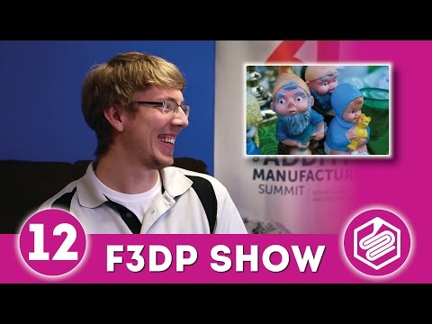 Fargo 3D Printing Show: Episode 12 - 3D Systems at EuroMold