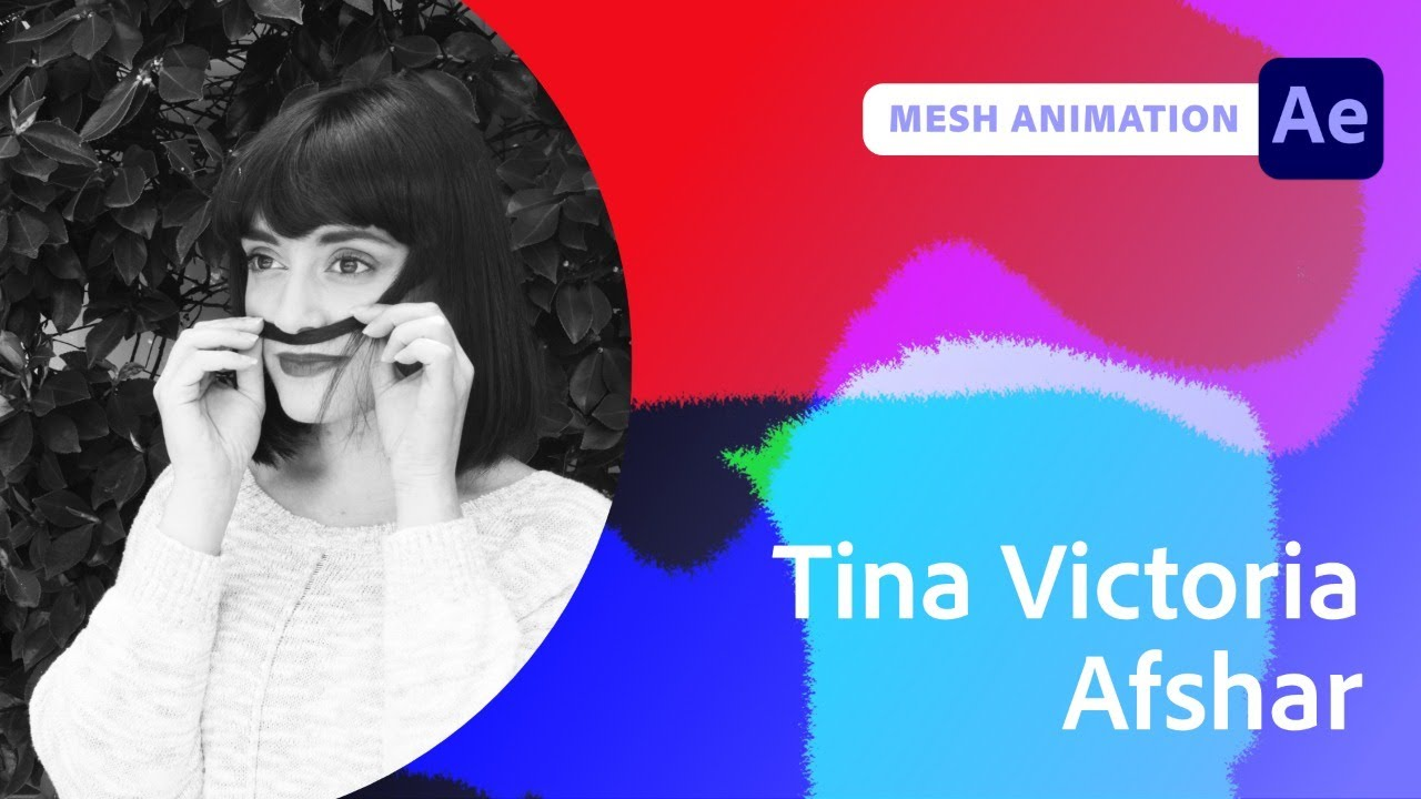 Mesh Animation with Tina Victoria Afshar