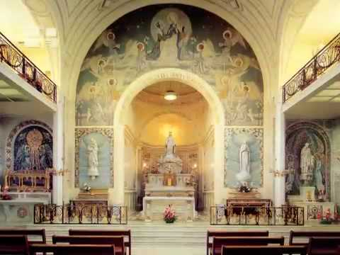 Madonna della medaglia miracolosa francia youtube - Simboli di immagini della francia ...