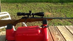 Zastava Z5 Reveiw and Range Report 22 Bolt Action Outstanding Accuracy AKA Remington Model 5