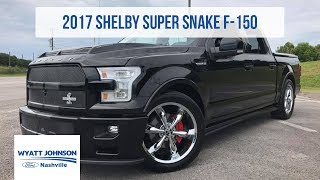 2017 Shelby Super Snake F-150 | 750hp SUPERCHARGED | For Sale
