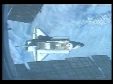 STS-76 Flight Day 8