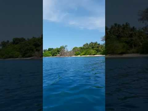 Yuo Island Womaf point wewak, East Sepik.