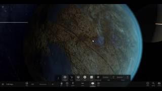Universe Sandbox 2   Creation of a Solar System