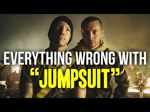 "Everything Wrong With twenty one pilots - ""Jumpsuit"""