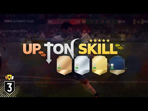 UP TON SKILL! #3 - FIFA 18 Ultimate Team