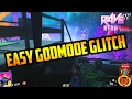 Rave in the Redwoods EASY GODMODE/OUT OF MAP GLITCH Rave in the Redwoods God Mode Glitch Out of Map