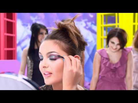 Rimmel London Glam'eyes TV ad