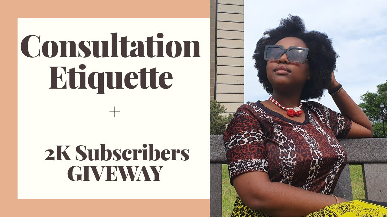 Consultation Etiquette | Sangoma | South African YouTuber