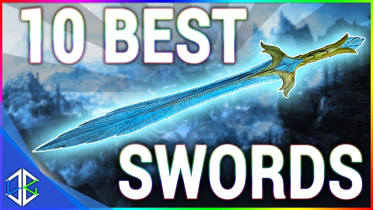 Skyrim Top 10 - Best Swords (Unique Weapons)