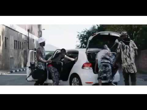 A-Reece f.t Emtee Couldn't official music video